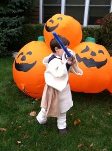 pumpkin jedi