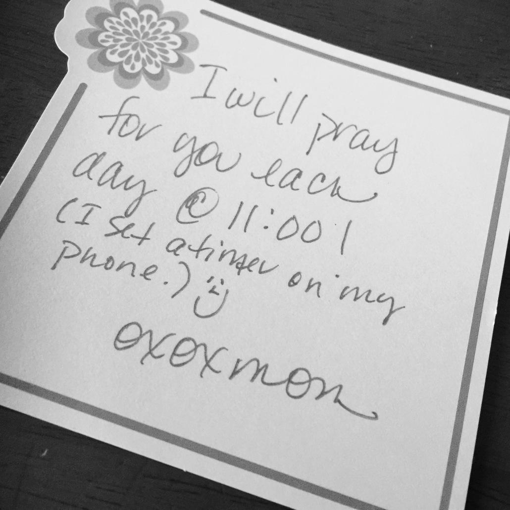 Pray @ 11!