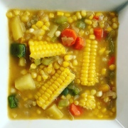 amazing corn chowder